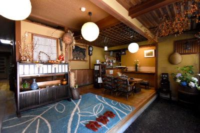 飛騨高山 旅館たかやま 玄関 エントランス
