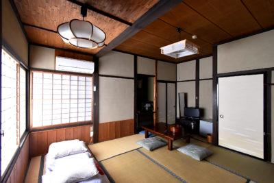 飛騨高山 旅館たかやま 和室 8帖