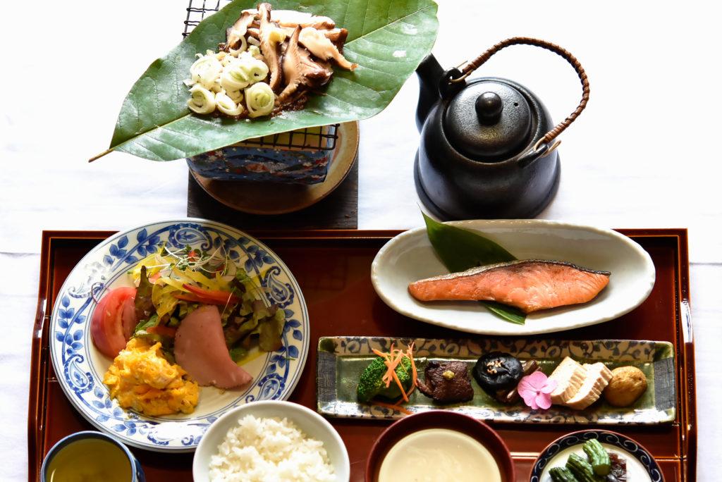 飛騨高山 旅館たかやま 朝食
